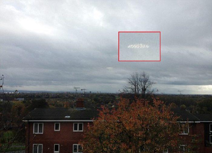 Manchester UFO November 2014