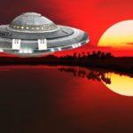 Paraguay River UFO