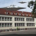 Schoolyard UFO