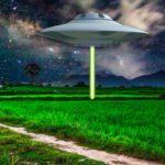 Trancas UFO
