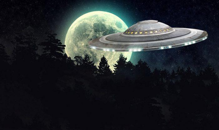 Austria Vienna UFO