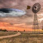 Brew Farm UFO