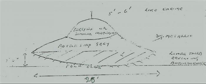Brew UFO Sketch