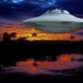 Florida Everglades UFO