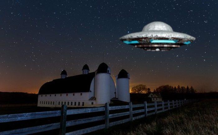 Michigan UFO 1965