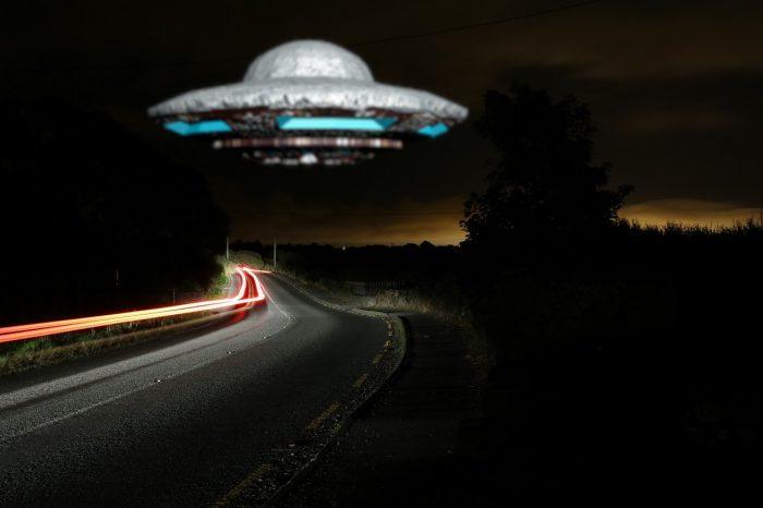 Moorooduc Highway UFO