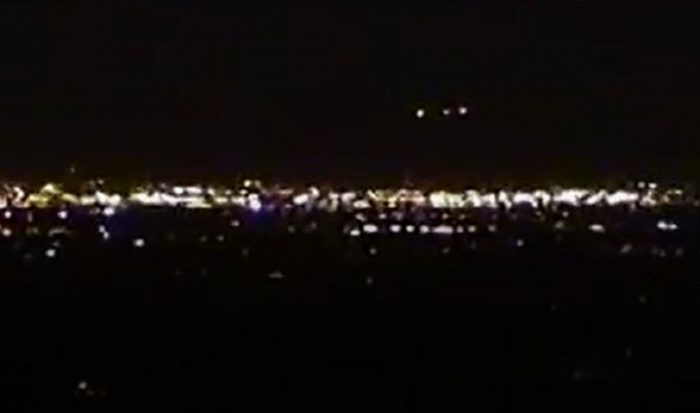 Phoenix Lights Jan 97