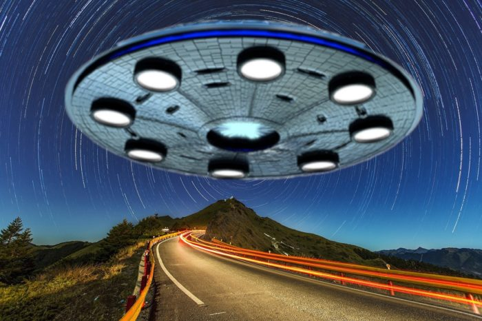 Puddy UFO Sighting