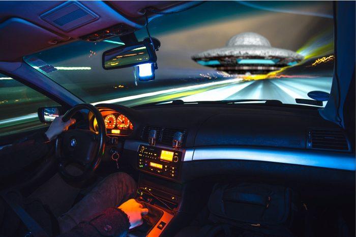 UFO Driving