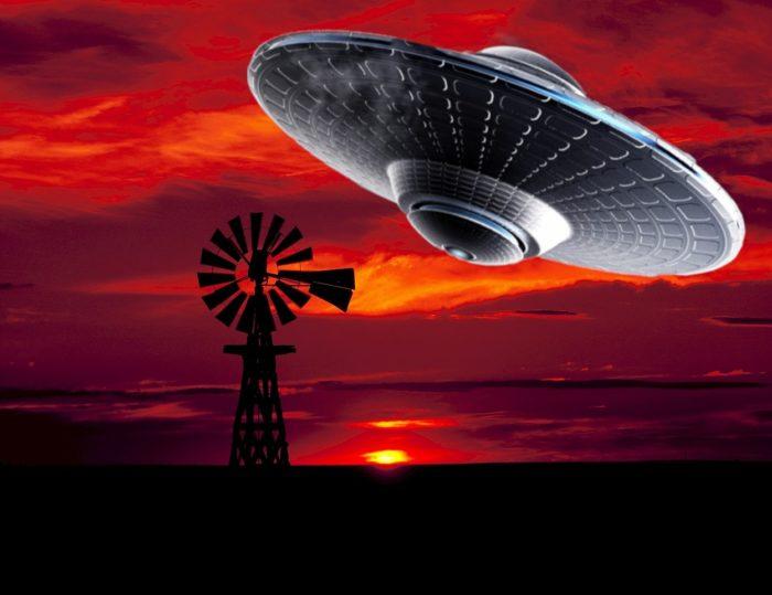 Waco UFO