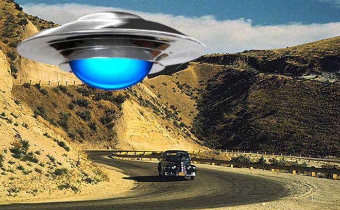 40s UFO