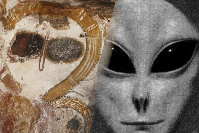 Ancient Grey Alien