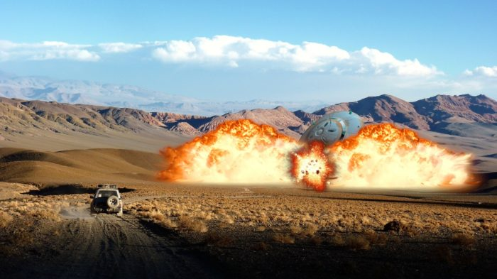 Argentina UFO Crash