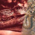 Dinosaur Serpent Gods