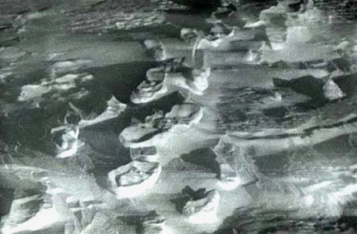 Dyatlov Footprints