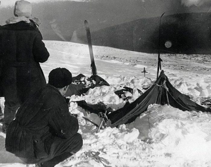 Dyatlov Tent