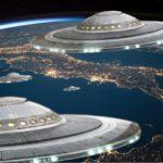 Italy UFO Wave