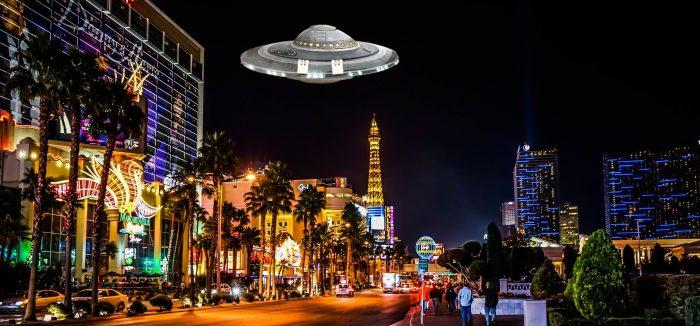 Vegas UFO