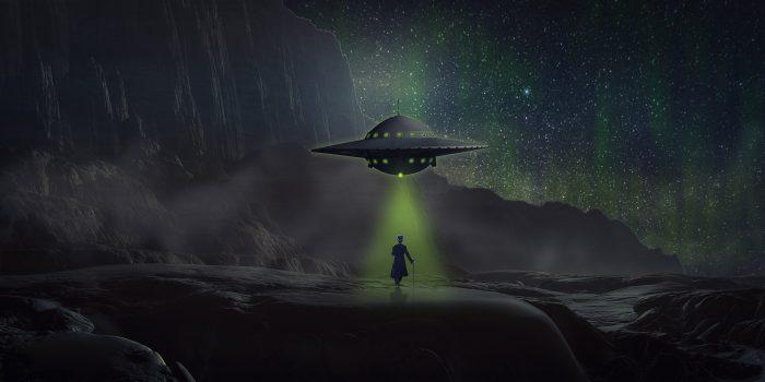 UFO Alaska
