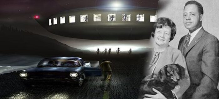 Betty And Barney Hill UFO Case