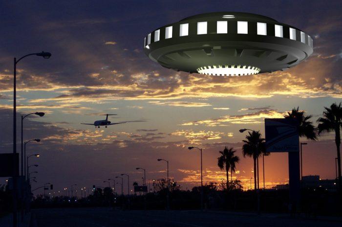 LA UFO Sightings
