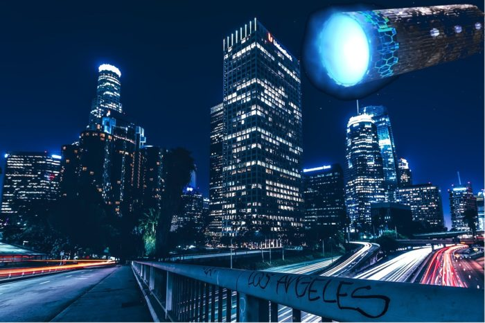 Los Angeles UFO Sighting 1981