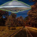 Tote Road UFO