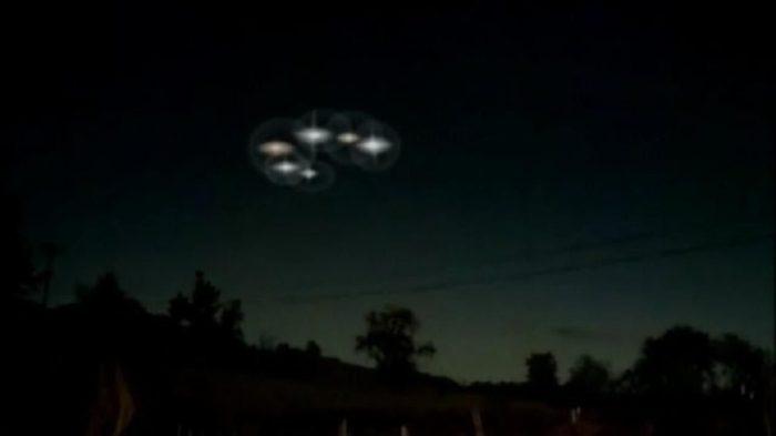 Poughkeepsie UFO (Impression)
