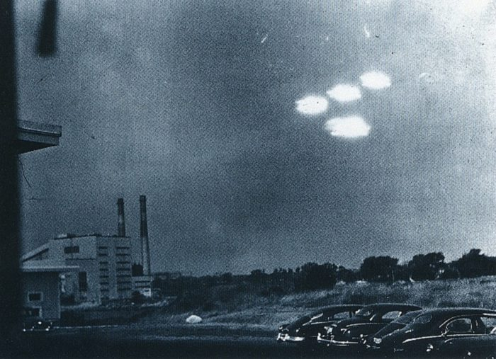 1951 UFO Sighting