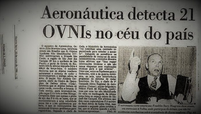 Local newspaper report of the incident, 1986