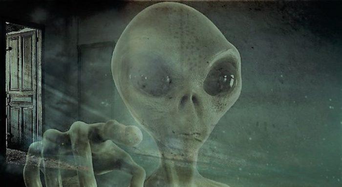 Aliens Paranormal