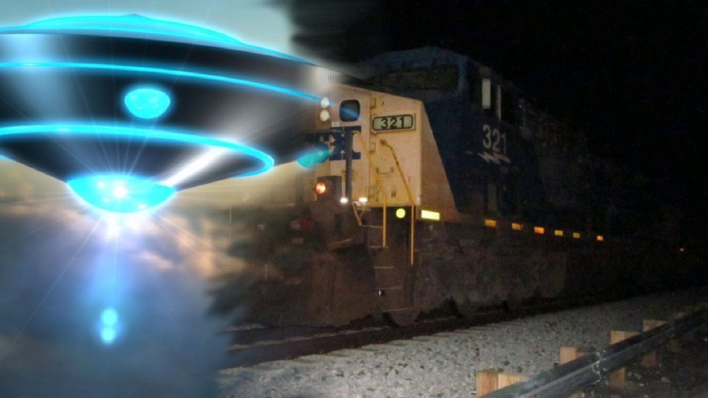 was the 2002 kentucky ufo train collision genuine or a hoax