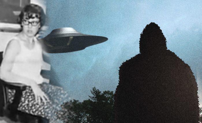Presque Isle Park UFO