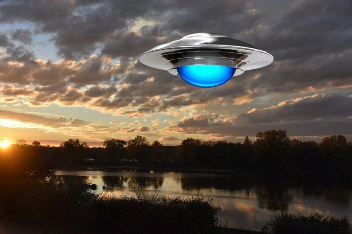 River Loire UFO