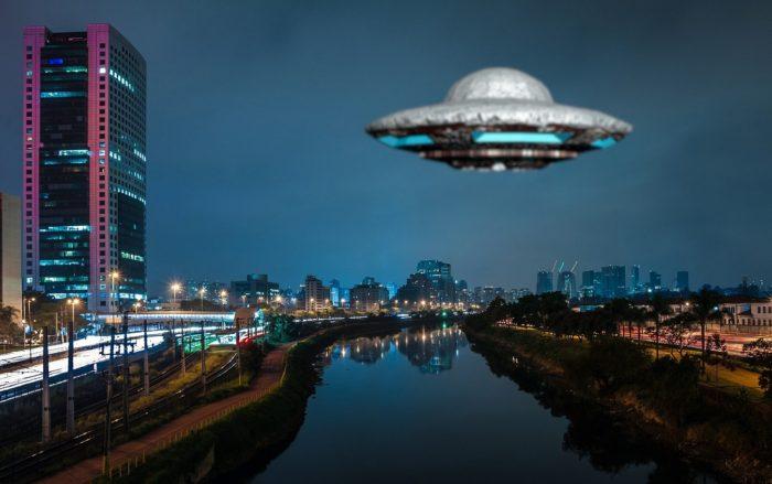 Sao Paulo 1994 UFO