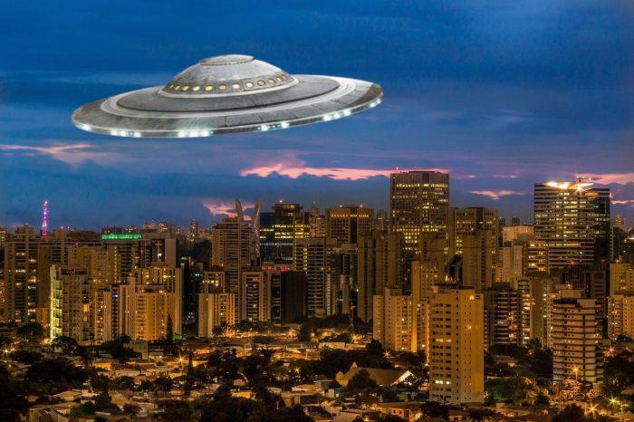 Sao Paulo UFO