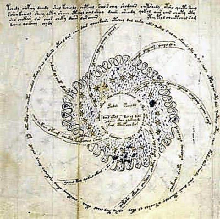 Voynich Andromeda