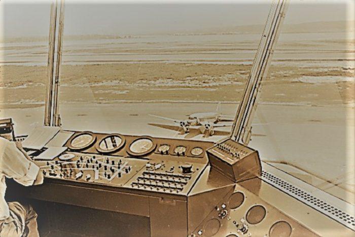 1952 Washington Airport