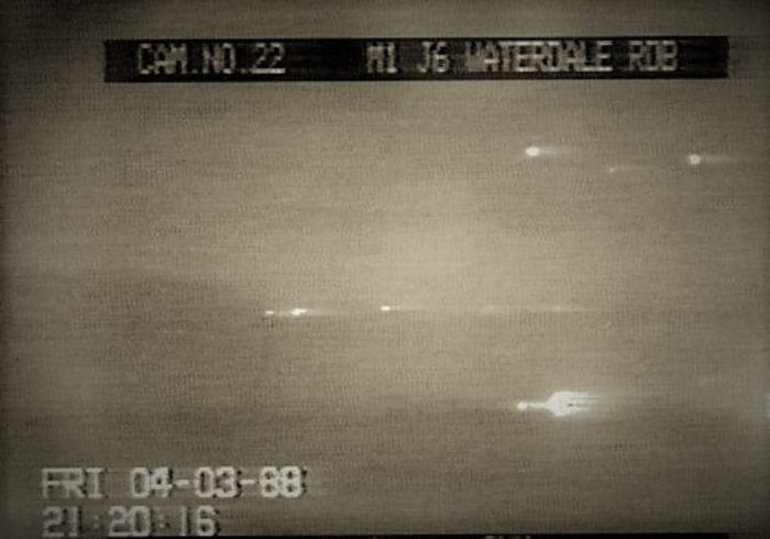 1988 Reigate UFO Sighting