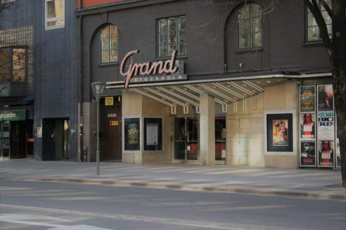 Olof Palme Theatre