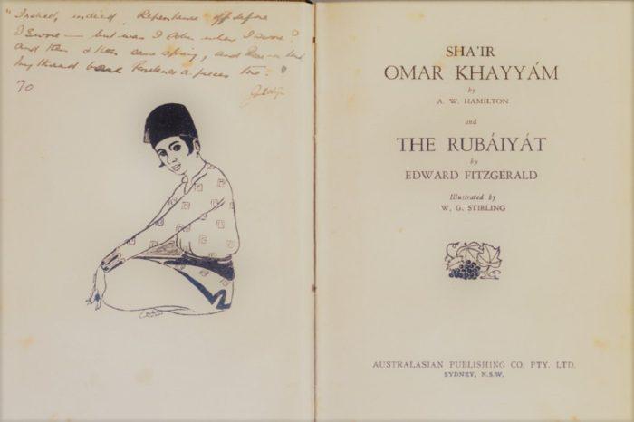 Somerton Man Omar Kayyahm