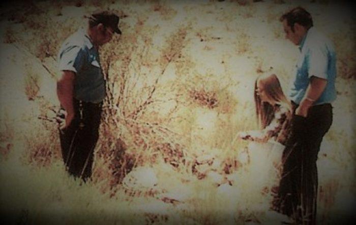 Zamora Incident Landing Site