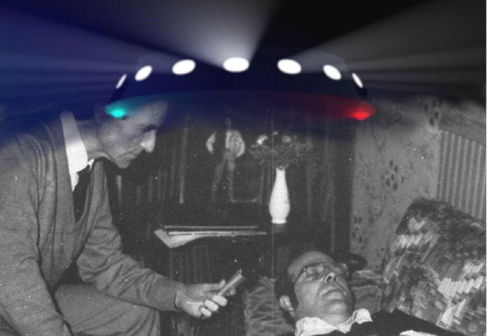 1985 Bagshot UFO