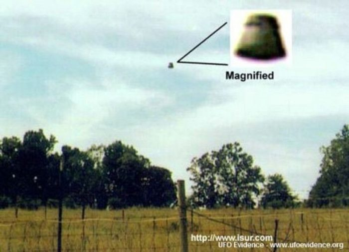 The hovering capsule of Alabama, 1996
