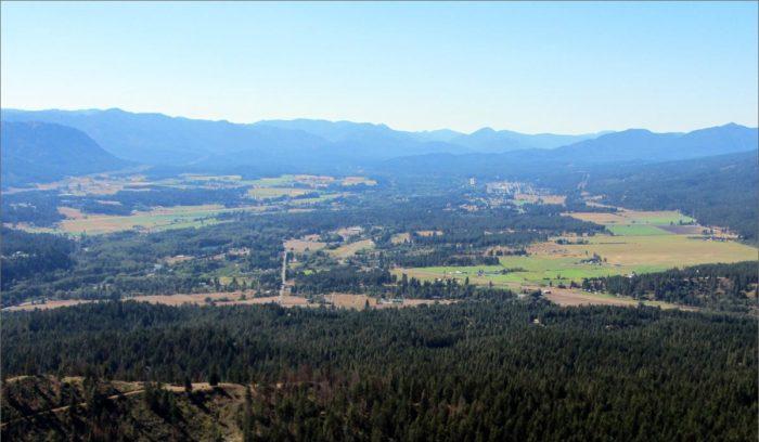 DB Cooper Landscape