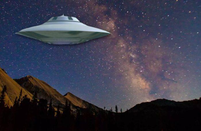 1947 Snake River UFO