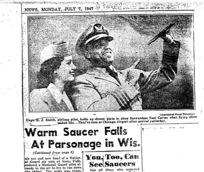 1947 UFO Idaho