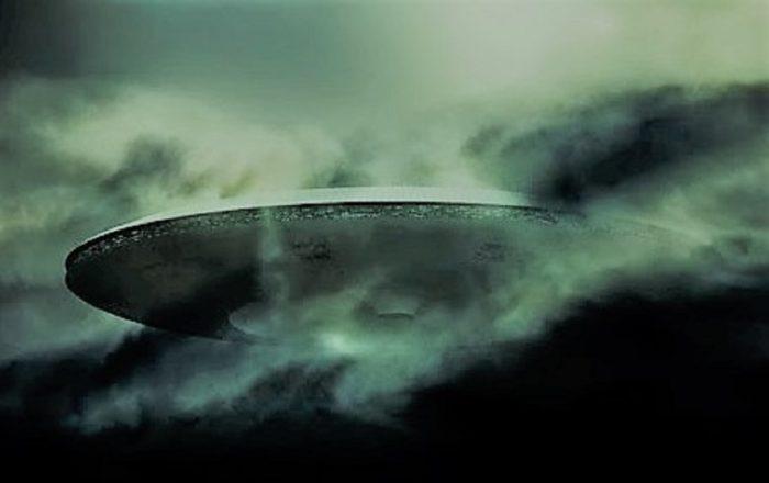 1950s Algeria UFO