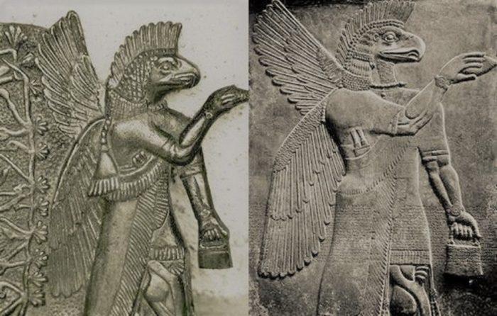 Representations of the Anunnaki