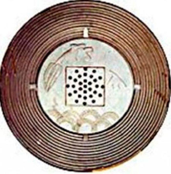 Kera Disc Underside